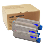 Premium Quality Compatible OKI C612 Toner Cartridge