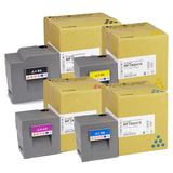Premium Quality Compatible Ricoh Aficio MP C6502 C8002 Color Printer Toner Cartridge
